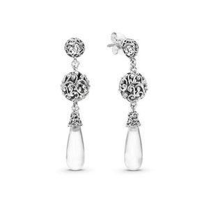 Pandora Regal Droplets Earings